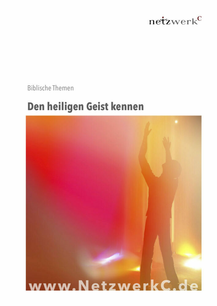 Den Heiligen Geist kennen [PDF-Broschure - download]