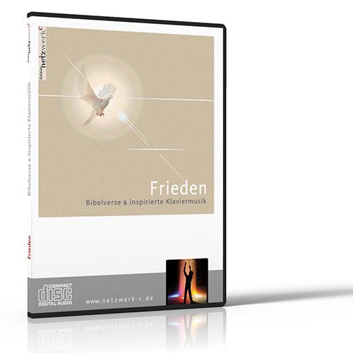 """""""Frieden"""" [Audio-CD + Booklet]"""