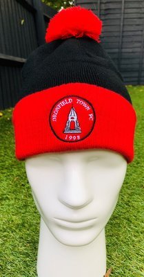 Bobble Hat Two Tone