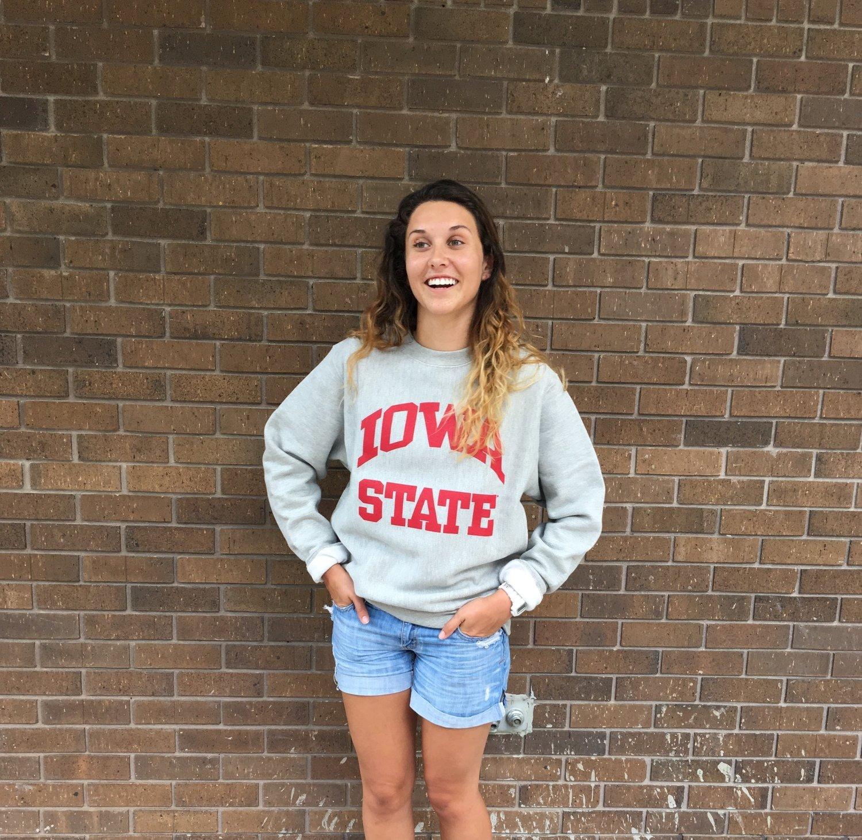 Iowa State #1 Champion Reverse Weave