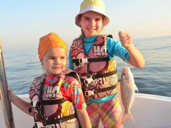 Deep sea Fishing 4 HR