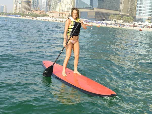 Stand Paddle Board 1HR 10015