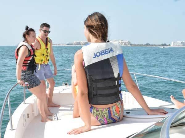 Private Boat Cruise 60min
