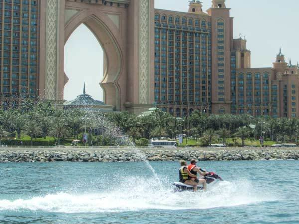 Jet ski For Two Person 60 minutes 10031