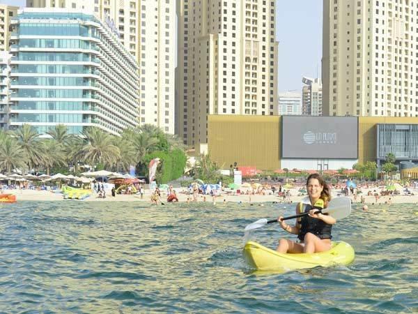 Kayaking Single 1HR 10021