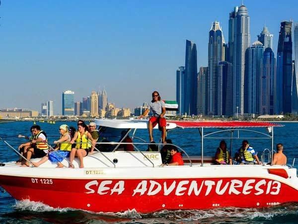 Private Boat Cruise 30min
