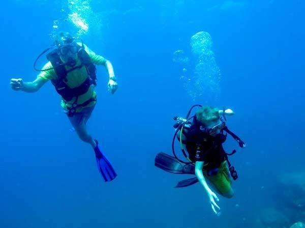 Diving Fujairah