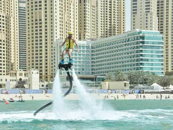 Fly Boarding Course 60min X 4 10039