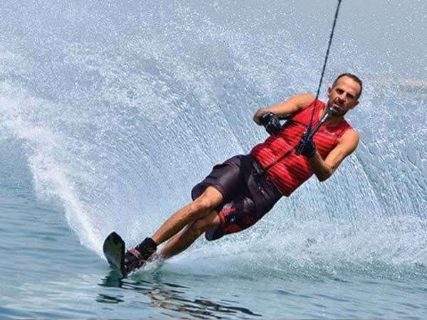 Water Skiing 15 min X4 10036