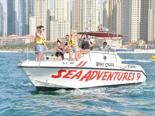 Daily Sharing Boat Cruise 1.5 HR