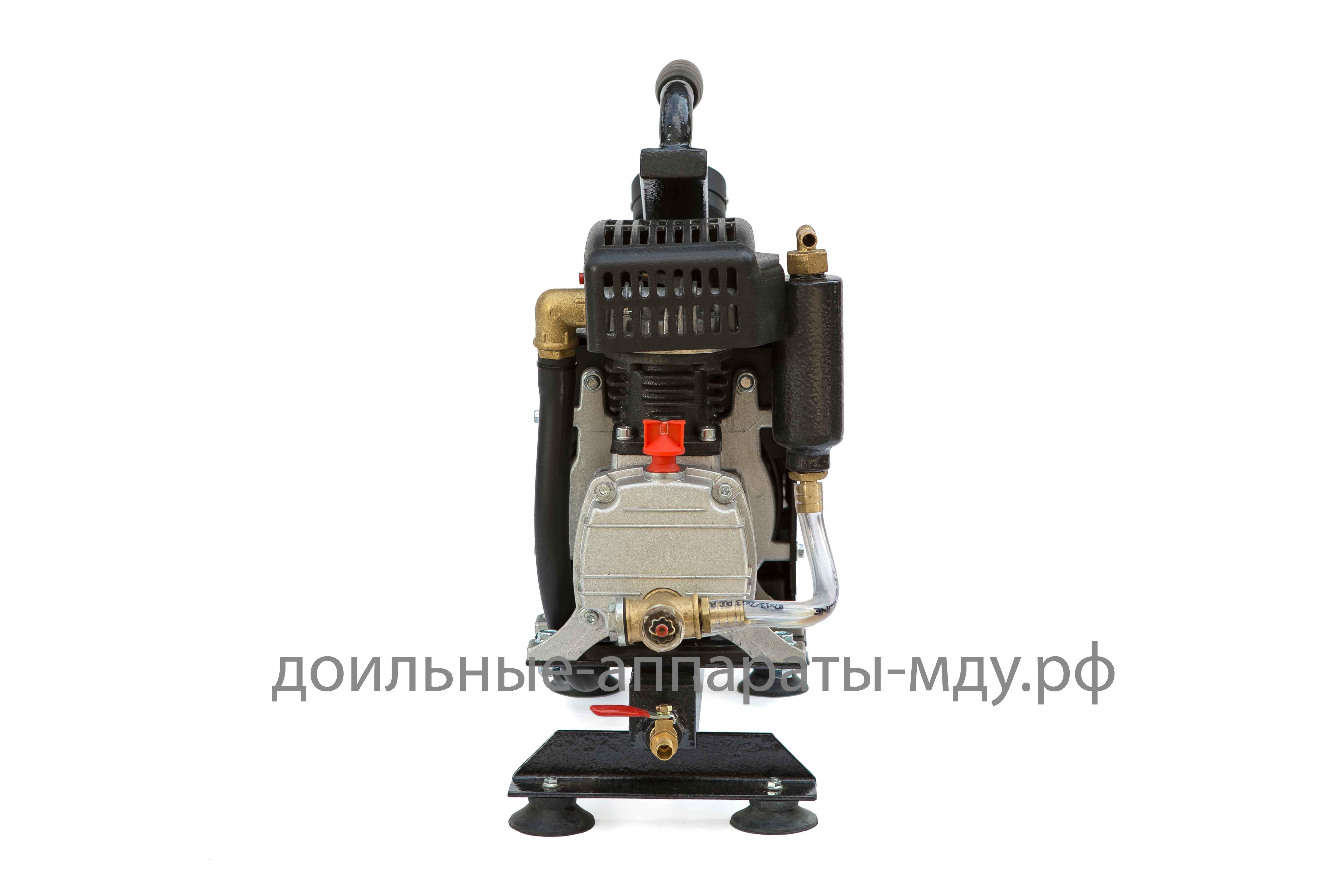 Вакуумный насос доильного аппарата МДУ-2к