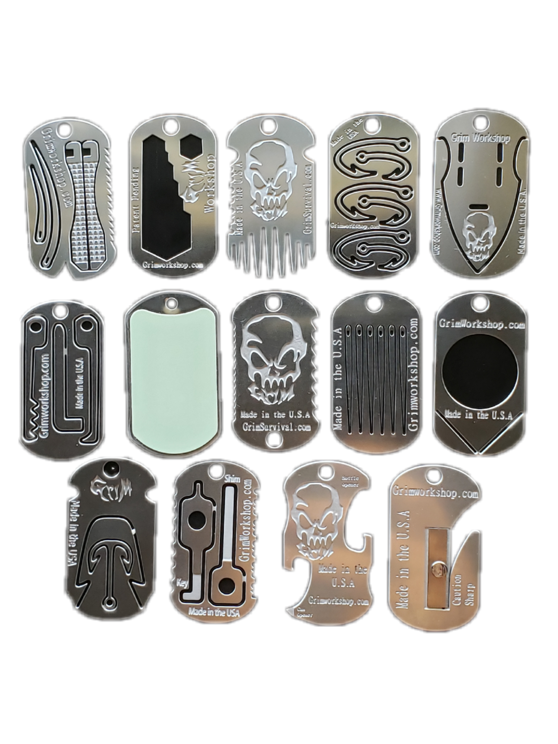 84897afacab3 Custom Dog Tag Tool Kit