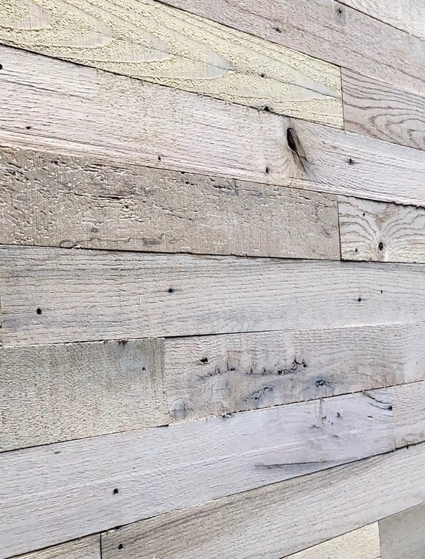 Reclaimed Antique White- 20 Square Feet