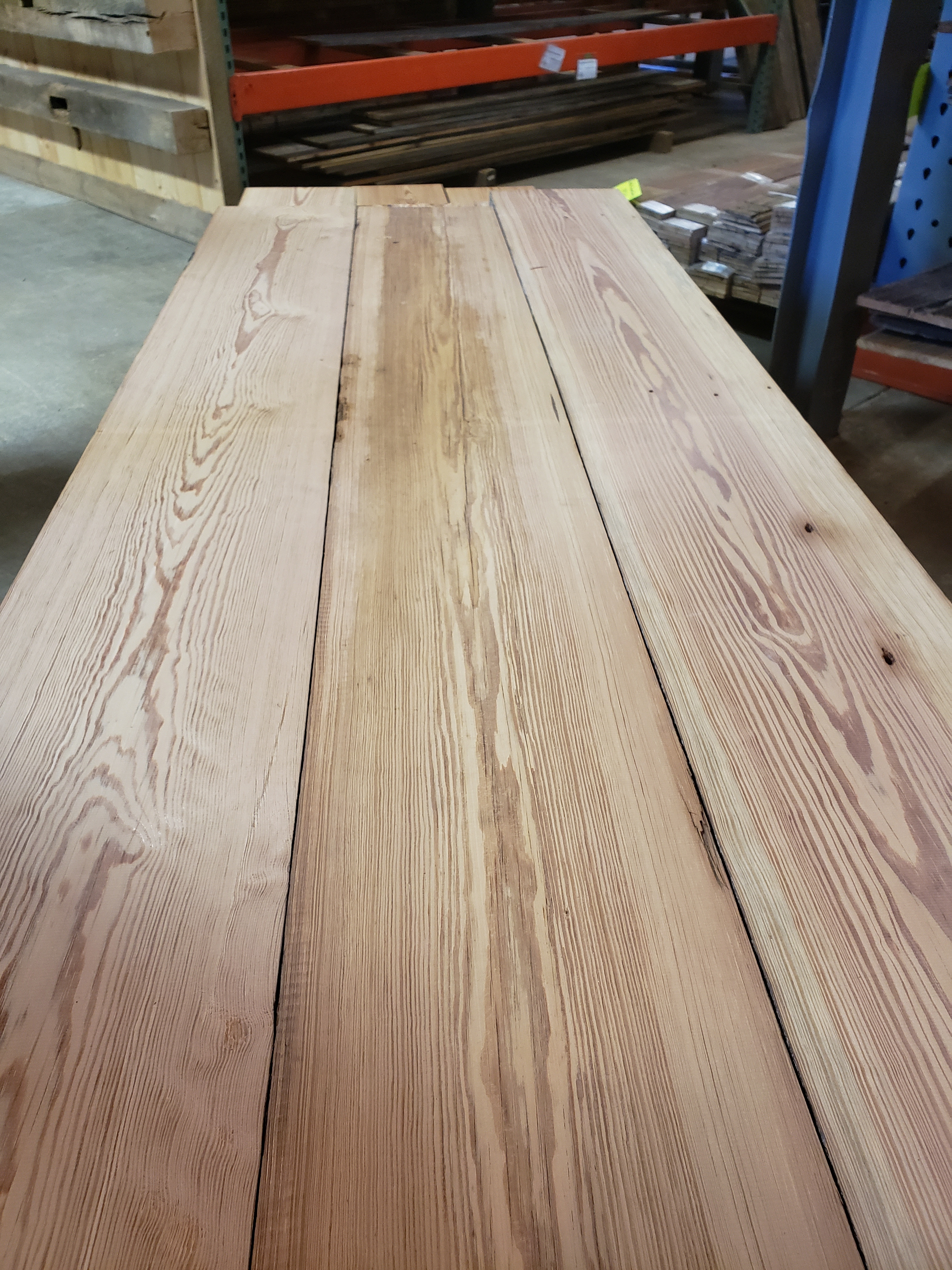 Antique Heart Pine Boards