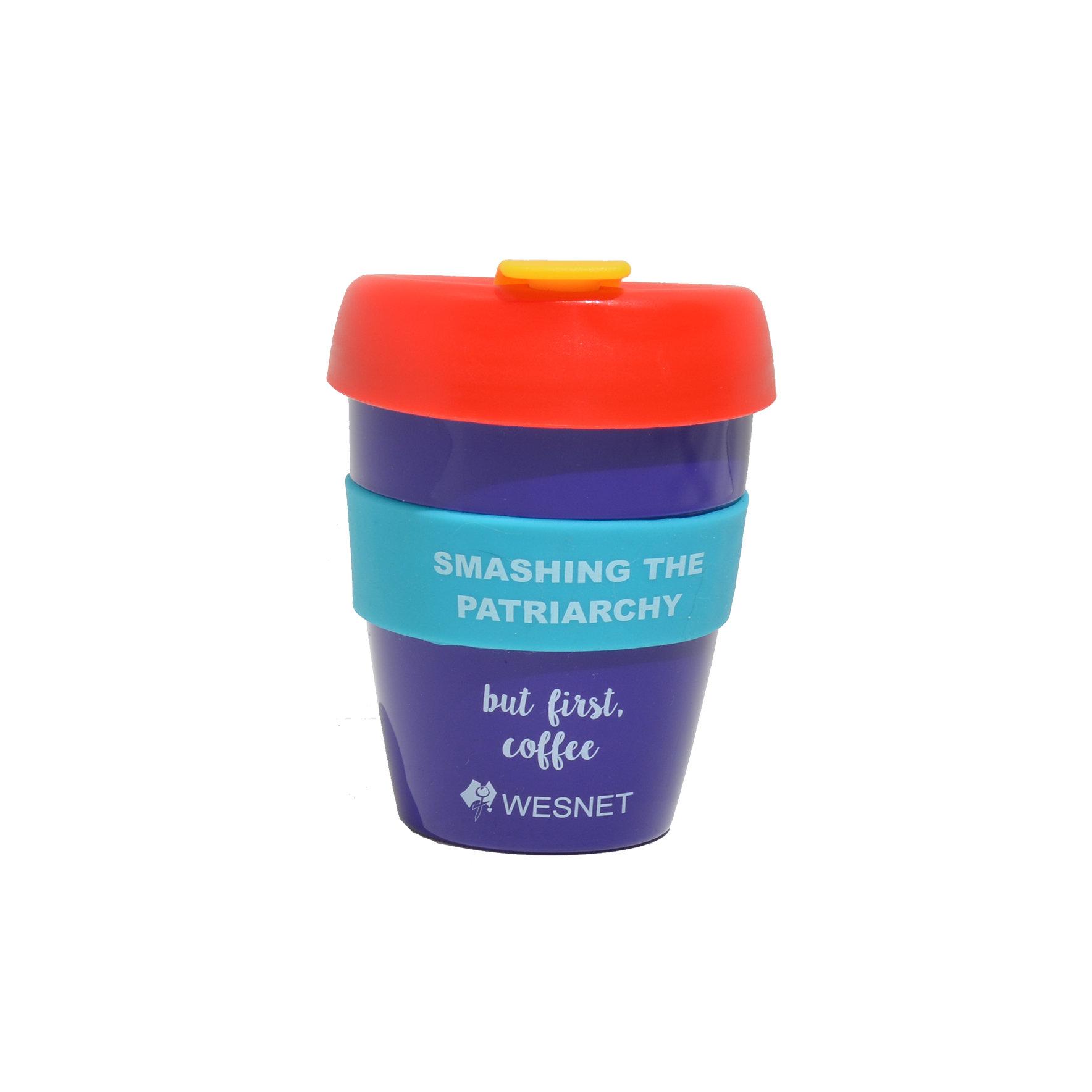 Smashing the Patriarchy Reusable Cup 00010