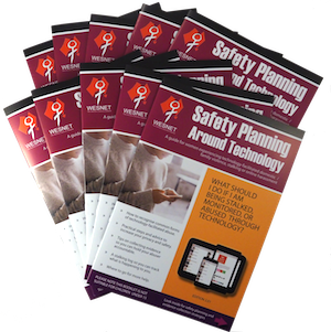Safety Planning Booklets - 160 pack