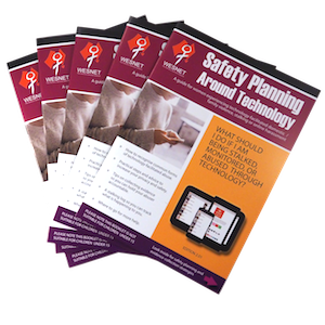 Safety Planning Booklets - 5 pack 00012