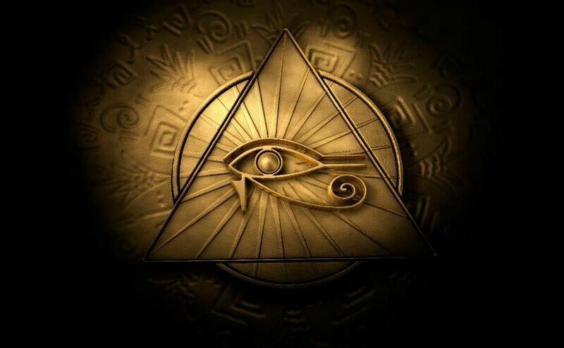Formación El Triángulo Dorado de Isis