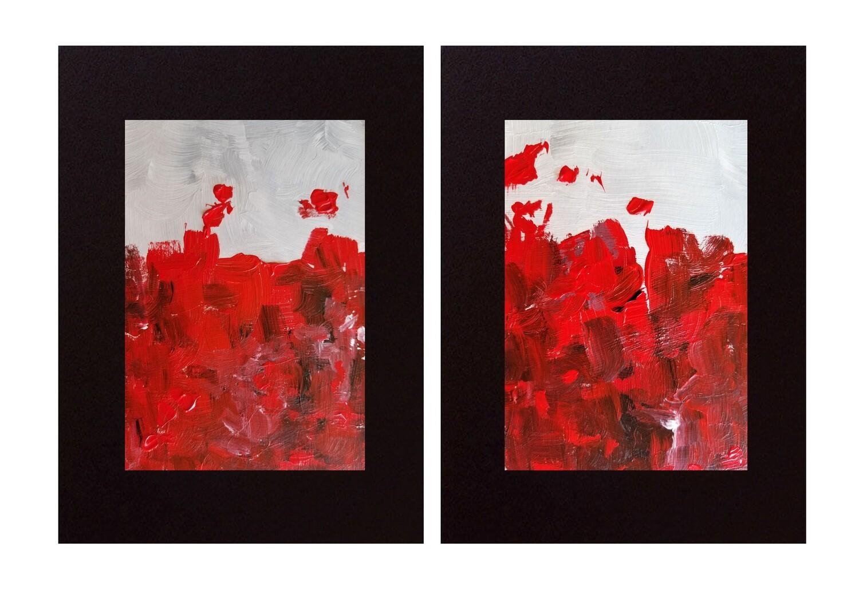Impasto Art Paintings - Free Art Shipping