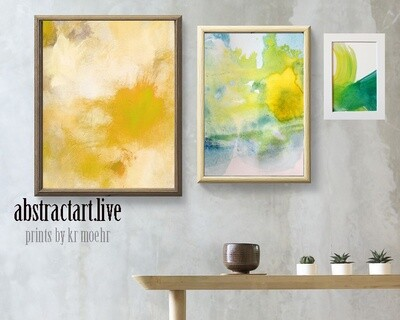 Gallery Wall Print Trio - 2