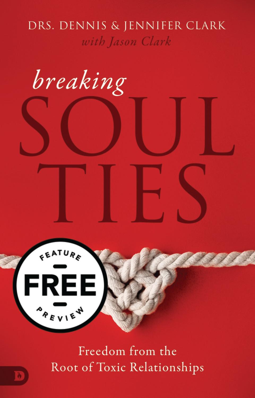 Breaking Soul Ties Paperback - Pre Order + Extras