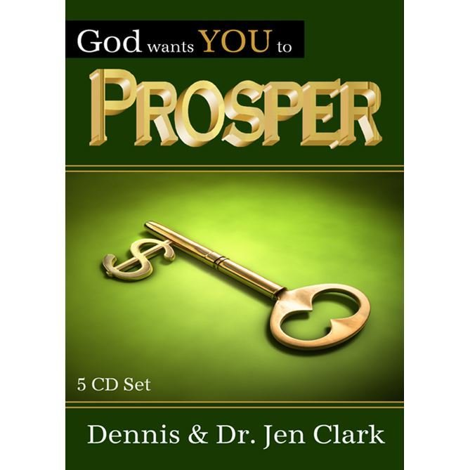 God Wants You to Prosper