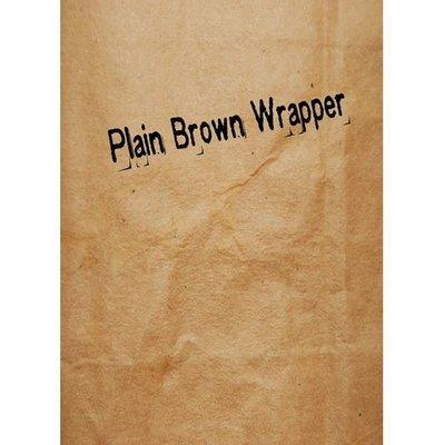 Plain Brown Wrapper