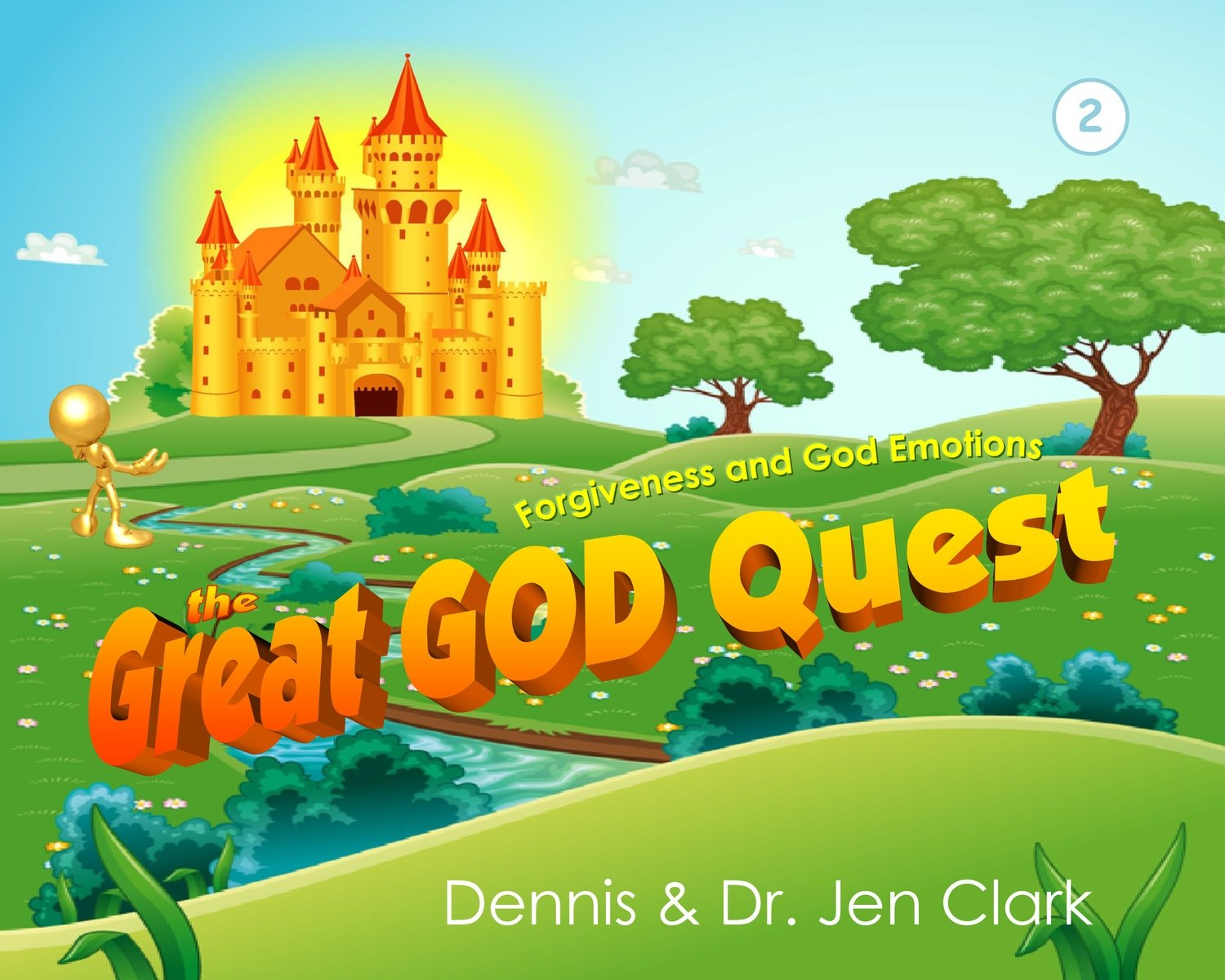 Great God Quest Book 2