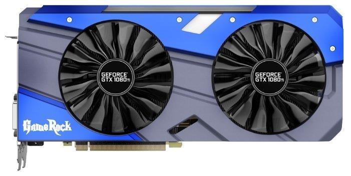 Palit GeForce GTX 1080 Ti GameRock Premium Edition
