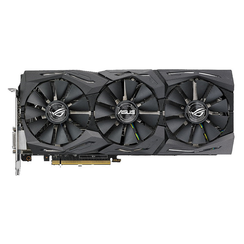 ASUS GeForce GTX 1080 Ti Strix OC Gaming