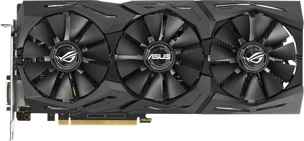 ASUS GeForce GTX 1070 Ti Strix Gaming Advanced edition
