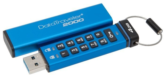 Флешка Kingston DataTraveler 2000 - 4ГБ