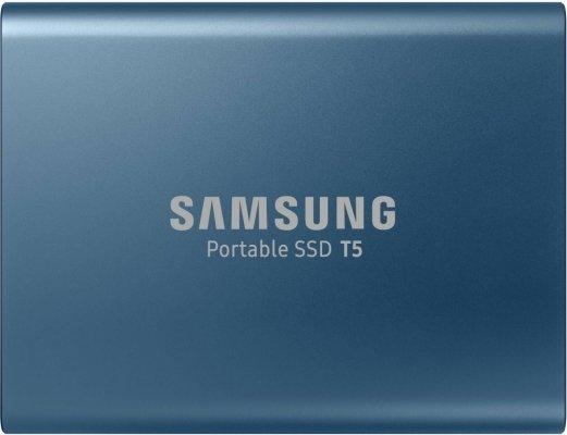 Твердотельный накопитель Samsung Portable SSD T5 500GB