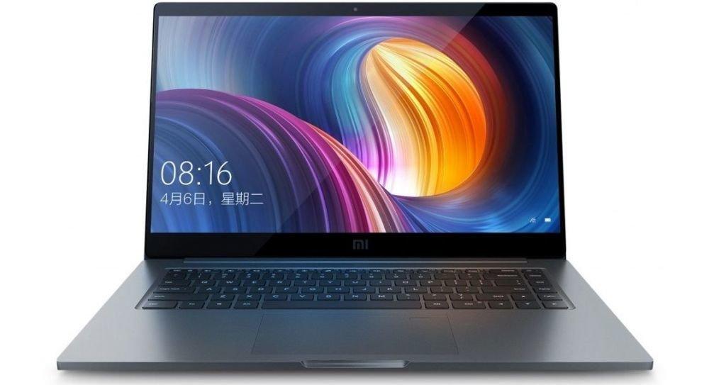 Ноутбук Xiaomi Mi Notebook Pro 15.6 (Grey)