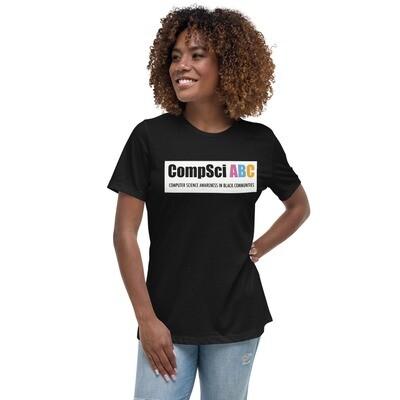 CompSci ABC Women's Relaxed T-Shirt