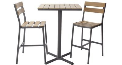 Asher Outdoor 2-Top Bar Set