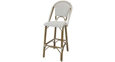 Avery Outdoor Bar Chair