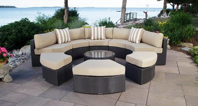 Santorini Outdoor Daybed