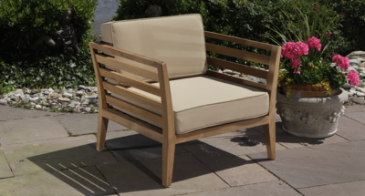 Bali Outdoor Club Chair