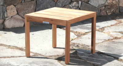 Bali Teak End Table