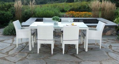 Mykonos Dining Set for 6