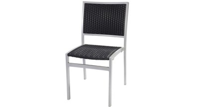 Emma Outdoor Wicker Dining Chair