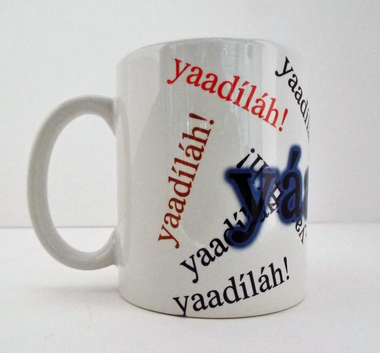 Yaadila! mug