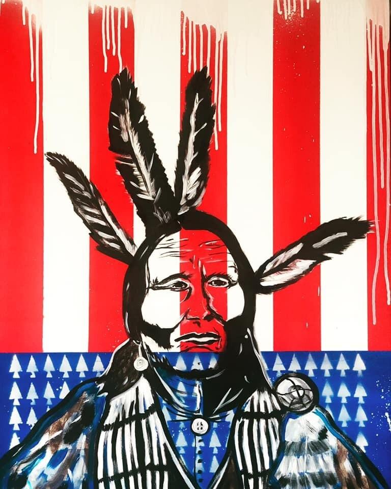 """Native America"""