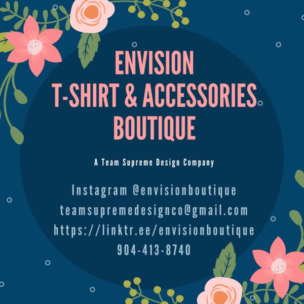 Envision T-shirt & Accessories Boutique