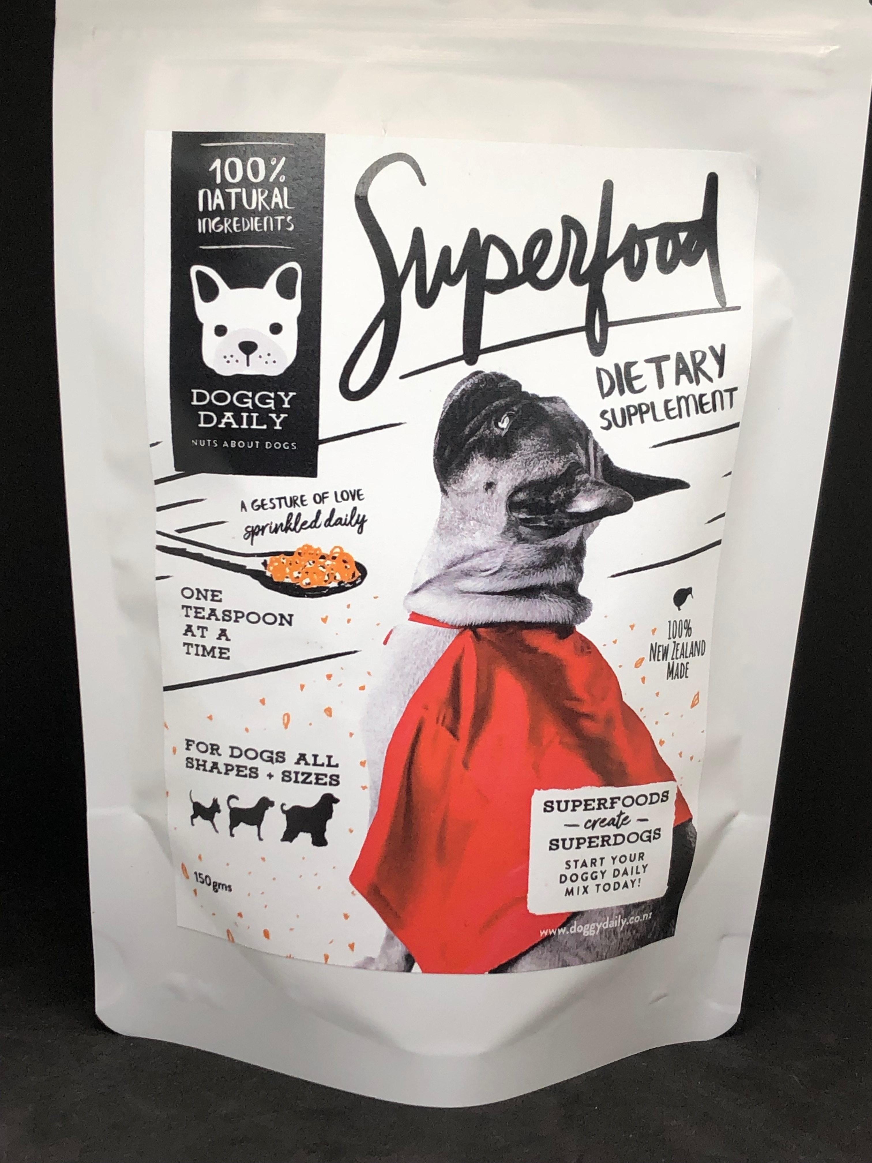 Supplement Sprinkle by Doggie Daily 00000