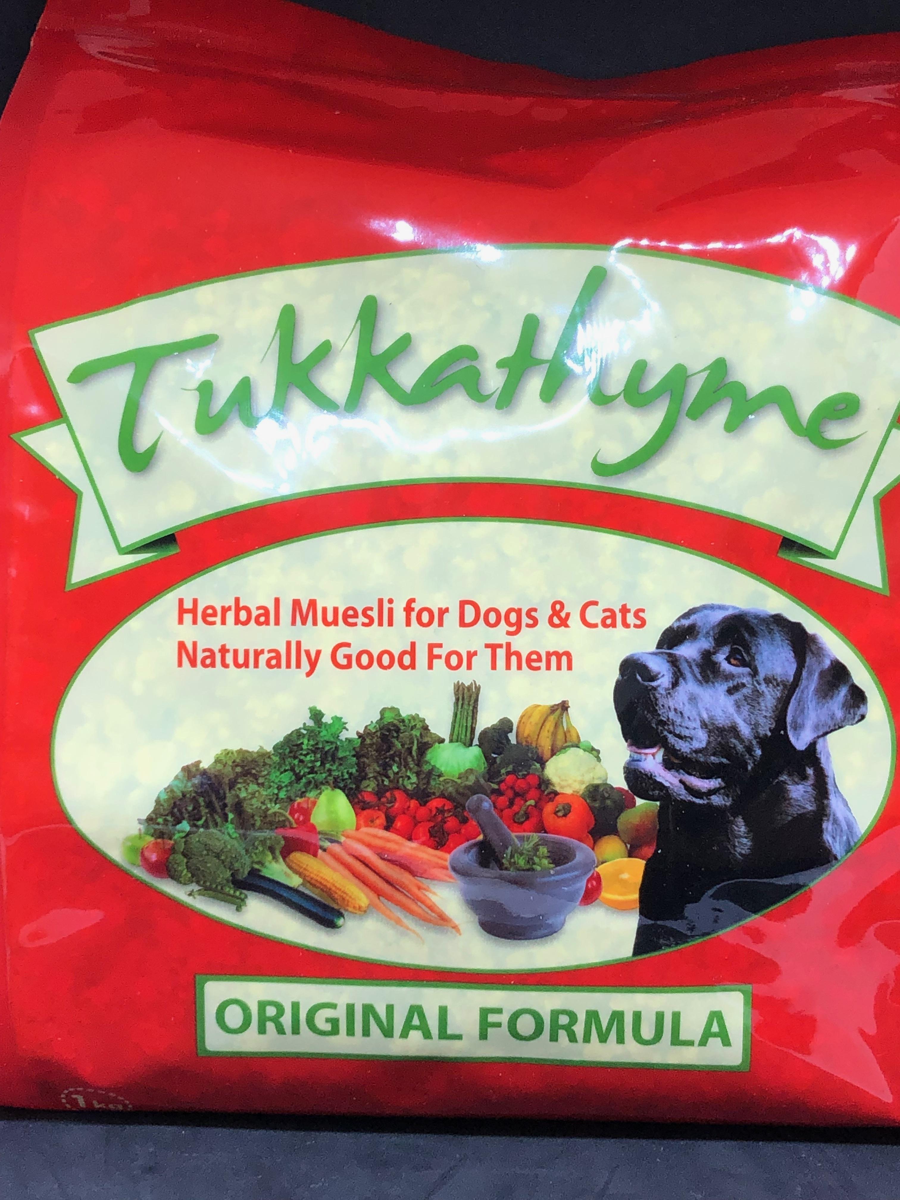 Tukkathyme Original Mix 1kg Tukkathyme