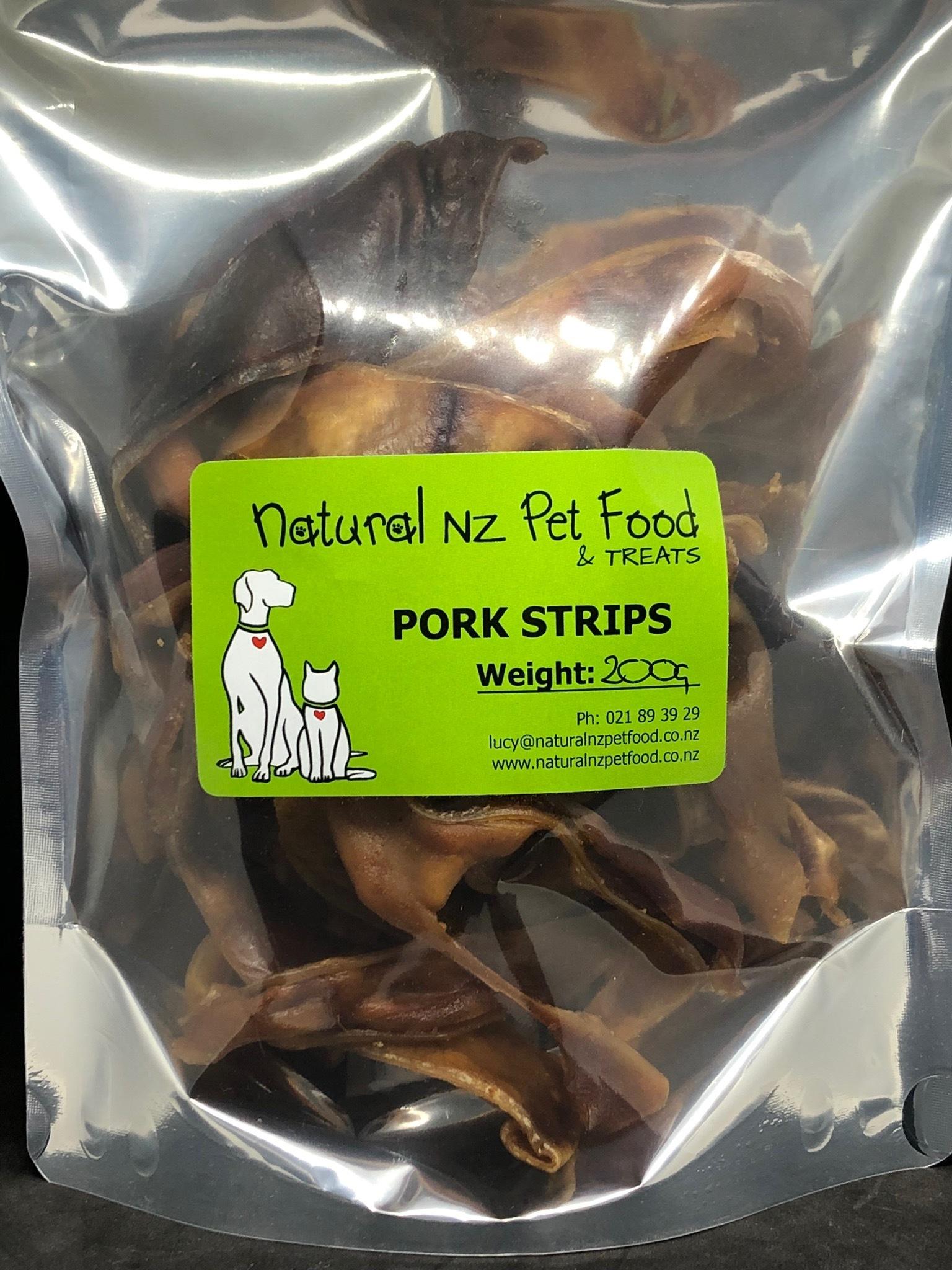 Pork Strips 200g Pork Strips