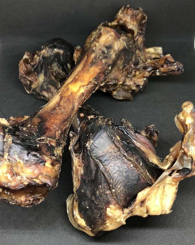 Veal Bones Cannon & Shoulder Blade air-dired-veal-cannon-bones