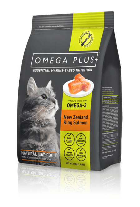 King Salmon for cats 500g omega-plus-cat-king-salmon-sale1